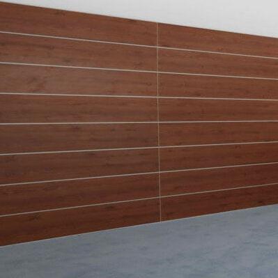 pannello di rivestimento / in laminato / da parete / per interni