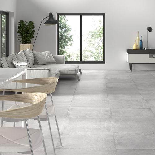 piastrella da interno / da pavimento / in ceramica / rettangolare
