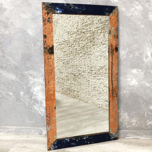 specchio a muro / classico / rettangolare / per hotel