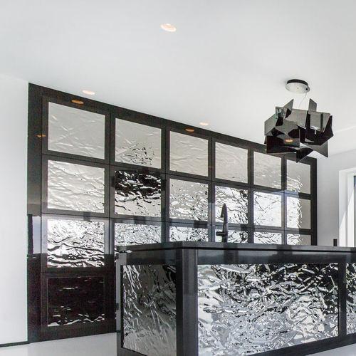 cucina moderna / in legno / in marmo / in pietra naturale