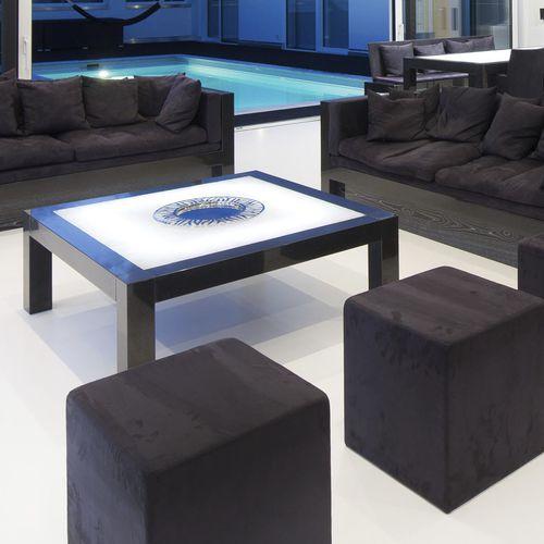 tavolino basso moderno / in marmo / in granito / in quarzo