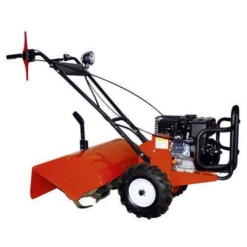 motocoltivatore a benzina / con ruota di profondità