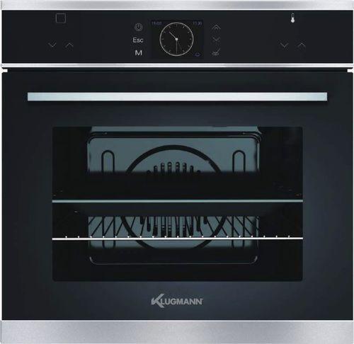 forno elettrico / a 1 camera / con grill / da incasso