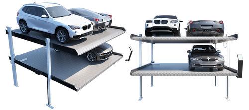 sistema di parcheggio con piattaforma - Modulo parking