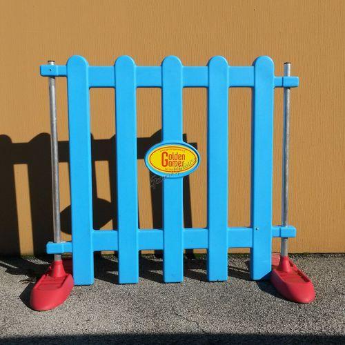 recinzione da giardino / per parco giochi / a pannelli / in plastica