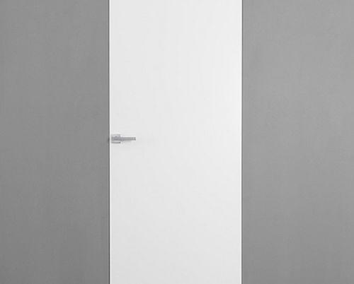 Porta interna / battente / in legno / filomuro NEXT ALBED