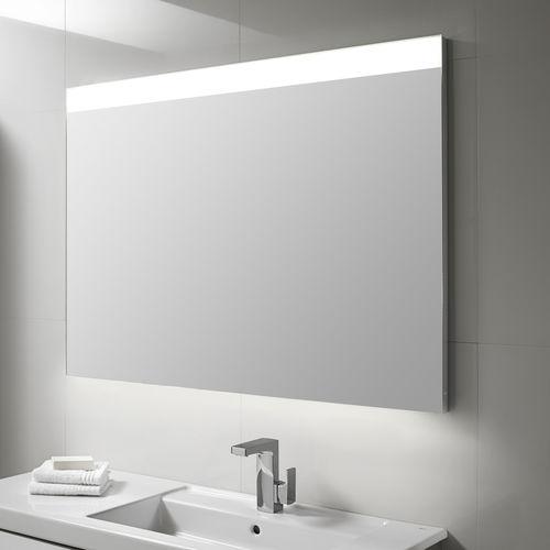 Specchio a muro / moderno / rettangolare / da bagno PRISMA ROCA