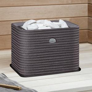 Stufa elettrica / moderna / in pietra / per sauna KUURA TULIKIVI