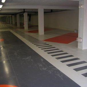 pittura di protezione / per pavimento / per applicazioni industriali / per calcestruzzo
