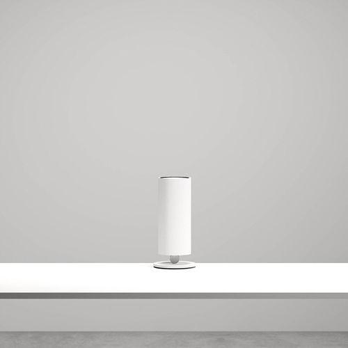lampada da tavolo / moderna / in alluminio / orientabile
