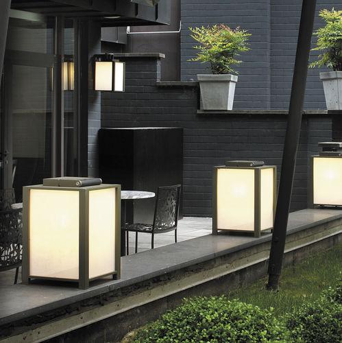 lampada da pavimento / moderna / in policarbonato / LED