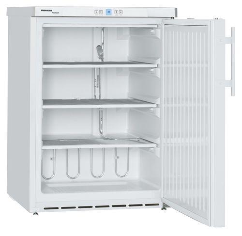 congelatore sottopiano / professionale / bianco