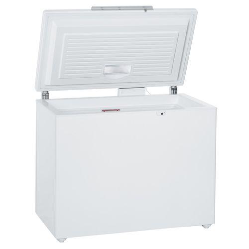 congelatore a pozzetto / professionale / bianco