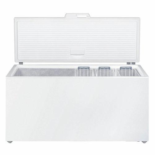 congelatore a pozzetto / bianco / a risparmio energetico