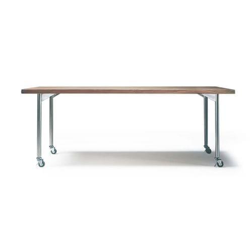 Tavolo moderno / in legno / in metallo / rettangolare MIXER FLEXFORM
