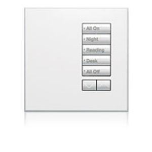 sistema di automazione di edifici per interni / per lampadario / per controllo di illuminazione / contract