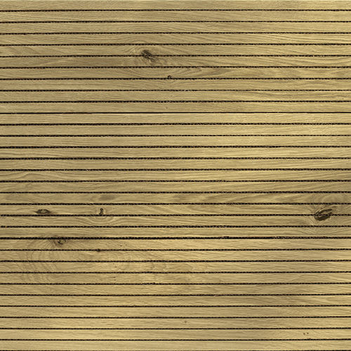 pannello acustico per soffitto / in legno / decorativo / PEFC