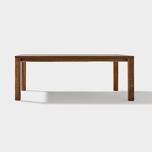 tavolo moderno / in quercia / in noce / in faggio