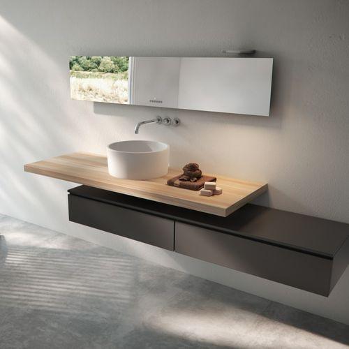 radiatore elettrico / a specchio / moderno / da bagno