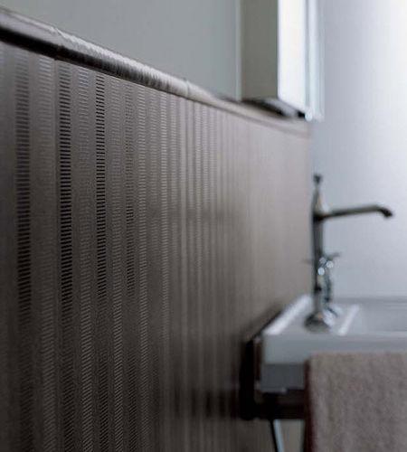 piastrella da interno / da parete / in gres porcellanato / a righe