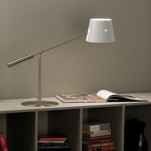 lampada da tavolo / moderna / in metallo / in cartone