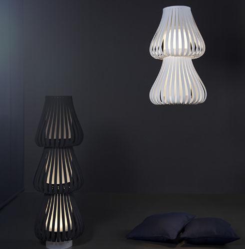 lampada a sospensione / design originale / in metacrilato / modulare