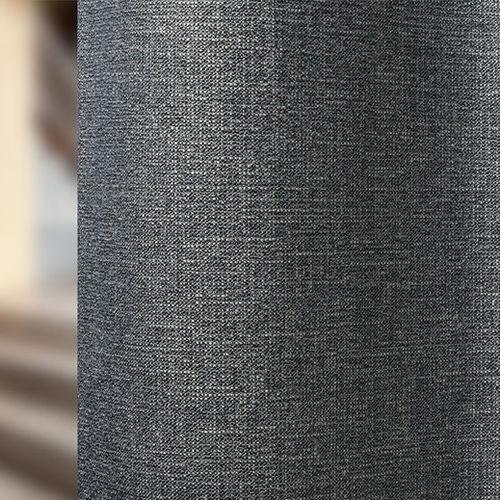 tessuto da tappezzeria / a tinta unita / in poliestere / per uso contract