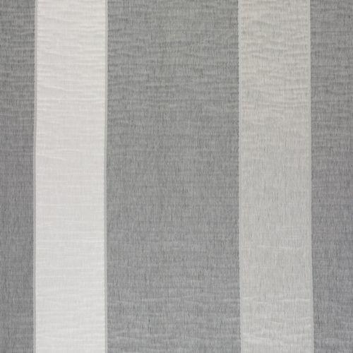 tessuto per tende / a righe / in lino / in poliestere