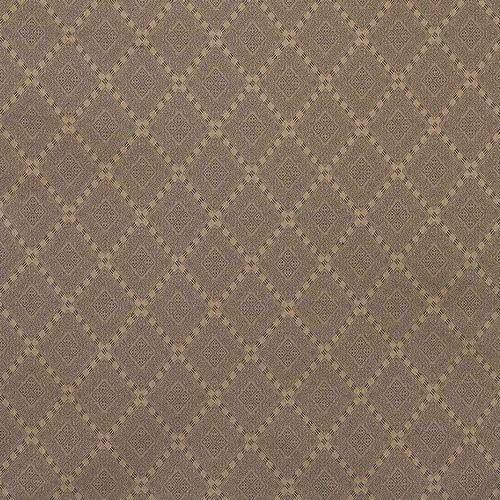 tessuto da tappezzeria / a quadretti / in cotone / Jacquard