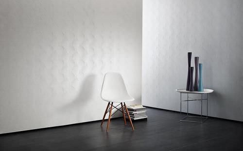 rivestimento murale in vinile / per uso residenziale / testurizzato / a effetto dimensionale