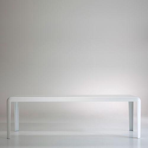 Tavolo moderno / in lamiera / rettangolare / quadrato FERRO  Porro