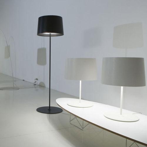 lampada da terra / moderna / in metallo / in policarbonato