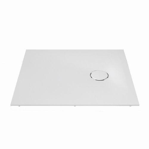 Piatto doccia rettangolare / in Krion® P801 90X80 SYSTEMPOOL -  KRION® Porcelanosa Solid Surface