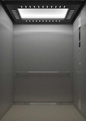ascensore elettrico / per il settore terziario / ad uso residenziale / per edificio alto