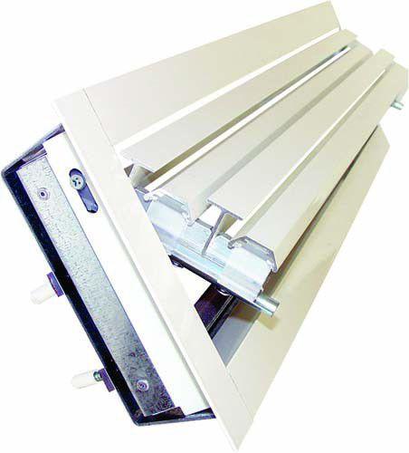 diffusore d'aria da soffitto / lineare