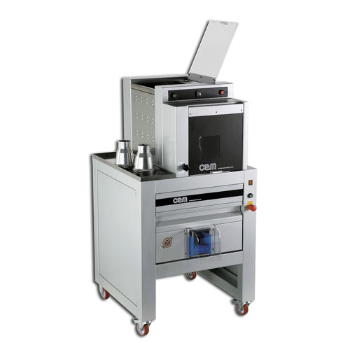 Spezzatrice arrotondatrice di pasta professionale BM/2 + AS OEM - Pizza System