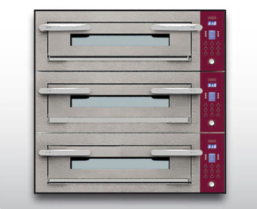 Forno elettrico / professionale / a pizza / a 3 camere OPTYMO CONCEPT: 435/3 CEMENT OEM - Pizza System