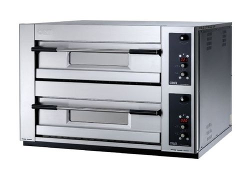 Forno elettrico / professionale / a pizza / a 2 camere MB 12.35 LE OEM - Pizza System
