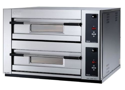 Forno elettrico / professionale / a pizza / a 2 camere MB 12.35 LD OEM - Pizza System