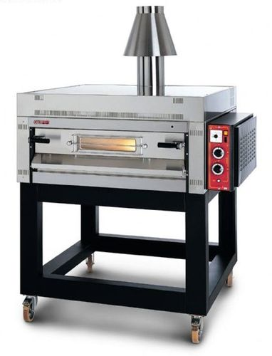 Forno a gas / professionale / a pizza / a 1 camera SG/23/S GPL OEM - Pizza System