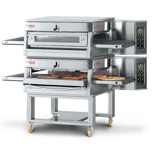 Forno a gas / professionale / a pizza / doppio HV/50-G/2 OEM - Pizza System