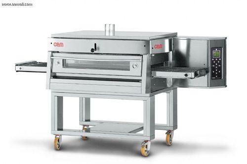 Forno a gas / professionale / a convezione HV/75-G/1 OEM - Pizza System