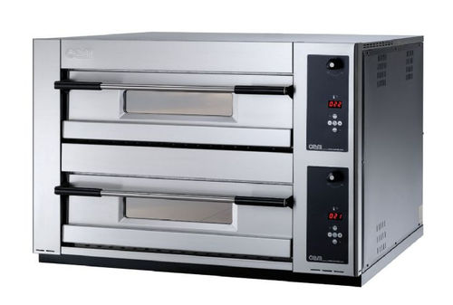 Forno elettrico / professionale / a pizza / a 2 camere MB 12.35 SD OEM - Pizza System