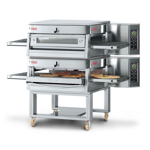 Forno elettrico / professionale / a convezione HV/75-E/2 OEM - Pizza System