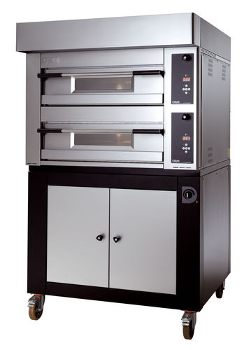 Forno elettrico / professionale / a pizza / a 2 camere MB 8.35 D OEM - Pizza System