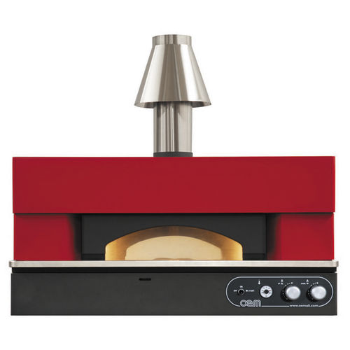 Forno a gas / professionale / a pizza VOLTAIRE CLASSIC OEM - Pizza System
