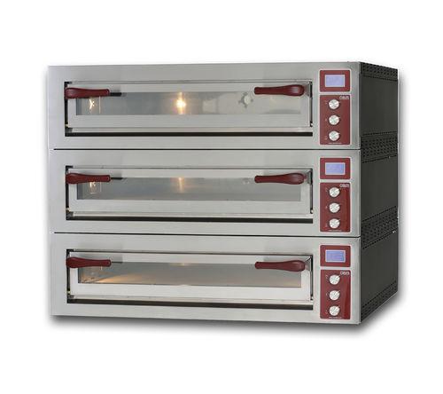 Forno professionale / elettrico / per pizza / a 3 camere PULSAR 635L-3 OEM - Pizza System