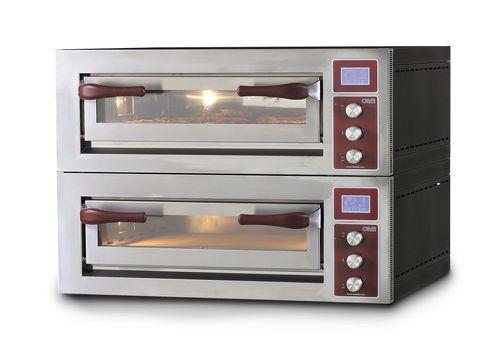 Forno professionale / elettrico / per pizza / a 2 camere PULSAR 635S-2 OEM - Pizza System