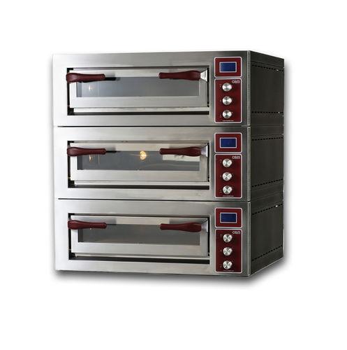 Forno elettrico / professionale / a pizza / a 3 camere PULSAR 635S-3 OEM - Pizza System