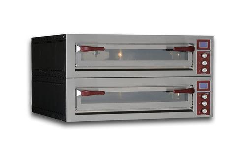 Forno elettrico / professionale / a pizza / a 2 camere PULSAR 935-2 OEM - Pizza System